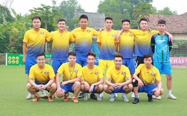 Giải bóng đá phong trào Ngoại hạng Sơn Tây: Ứng viên vô địch FC New thể hiện sức mạnh
