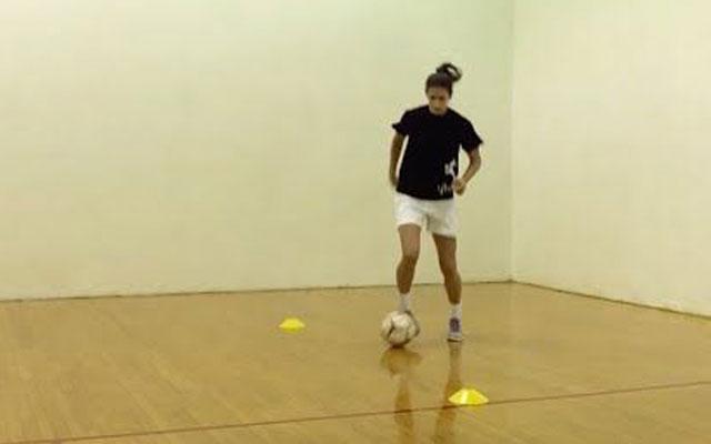 Tự tập luyện nâng cao cảm giác bóng