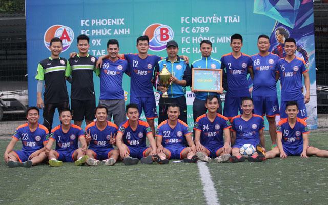 Nguyễn Trãi vô địch giải Văn Quán mở rộng 2017