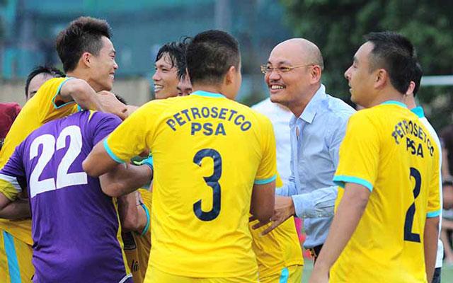 Vòng 3 giải Mikado Hà Nội Champions League 2017: PSA đã biết thắng