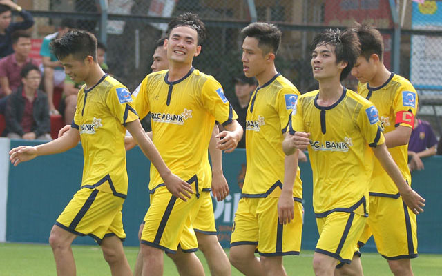 Highlight Bắc Á Bank 1-0 Tùng Ân Hoa Lư (vòng 5 Le League 2017)