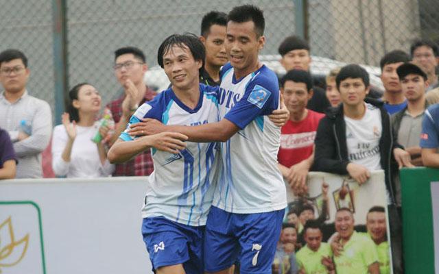 Highlight Văn Minh 1-6 DTS (vòng 5 Le League 2017)