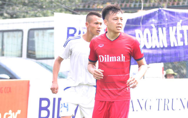 Highlight Trà Dilmah 1-1 BIDV Quang Trung (vòng 5 Le League 2017)