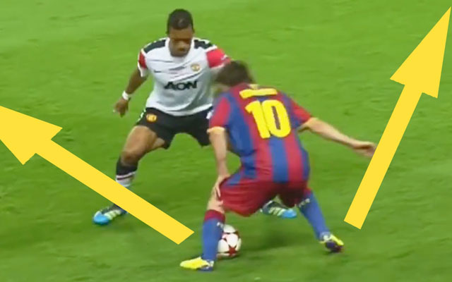Động tác giả trong bóng đá: Nghệ thuật đánh lừa đối thủ