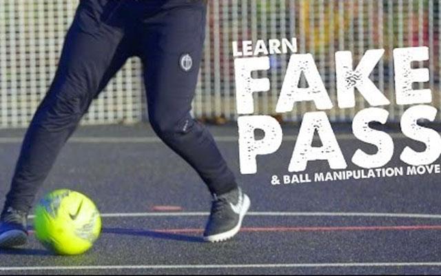Động tác giả: Fake Pass Take
