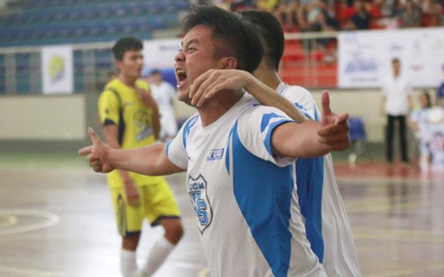 Phước Sang - chàng cầu thủ ngoại cỡ cùng câu chuyện cổ tích tại VUG