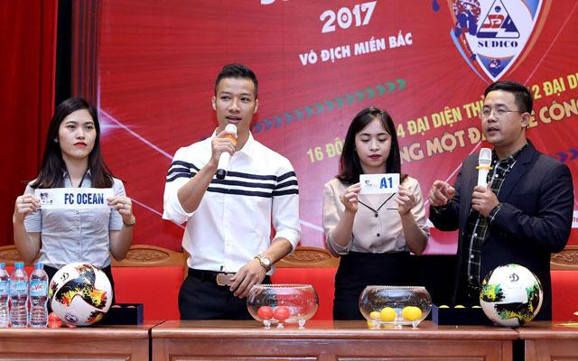 MV Corp và Văn Minh chung bảng ở giải Sudico Cup 2017 - Vô địch sân 7 miền Bắc