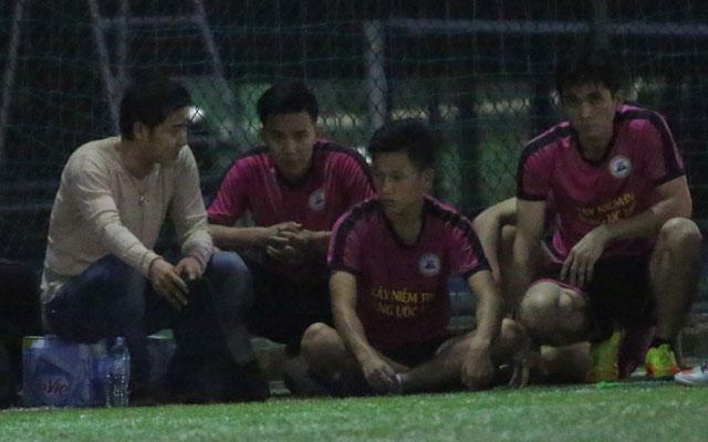 Danh thủ Hồng Sơn tạo dấu ấn tại FC Tuấn Sơn