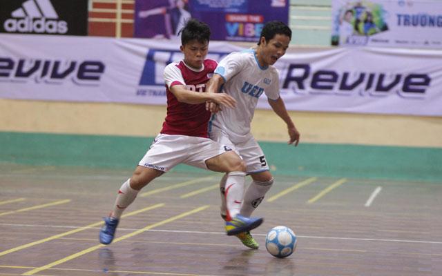 Futsal Đà Nẵng – VUG 2017 sẽ chính thức khởi tranh vào ngày 1/4/2017
