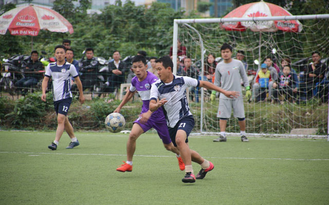 Giải Ngoại hạng Sơn Tây: FC New chiến thắng dễ dàng, FC K86 bất ngờ gục ngã