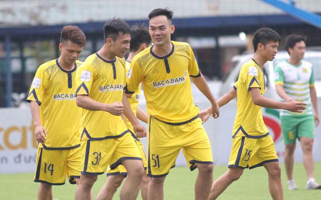 Highlight Bắc Á Bank 2-0 Văn Minh (vòng 6 Le League 2017)