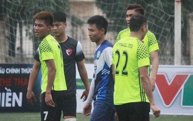 Tổng hợp vòng tứ kết Mikado Hà Nội Champions League 2017