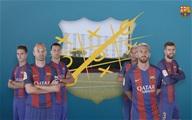 """Neymar quá """"gà"""" khiến tổ Messi thua đau trò Tic-Tac-Toe"""