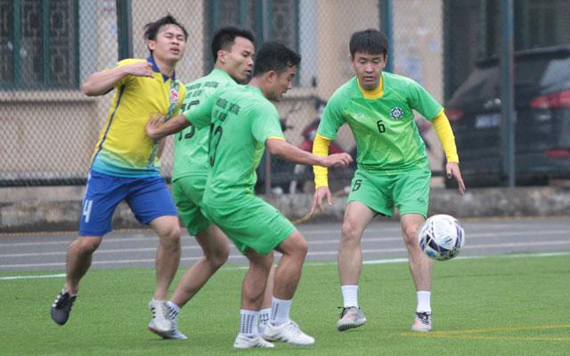 FC Khương Thượng và tham vọng phát triển đội bóng của bầu Toàn