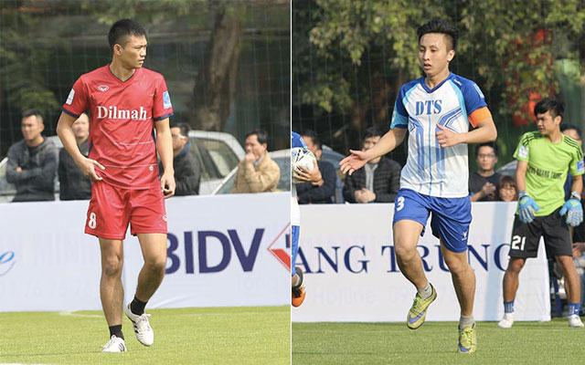 Vòng cuối Le League 2017: So tài thượng đỉnh Trà Dilmah vs DTS
