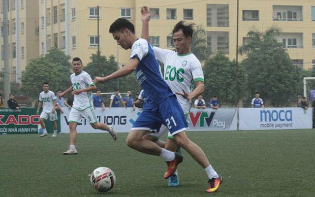 Mikado Hà Nội Champions League 2017: Đường đến chung kết của Bắc Giang và Phương Anh