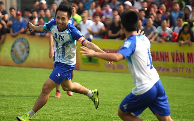Tổng hợp bàn thắng của Phương Vertu tại Le League 2017