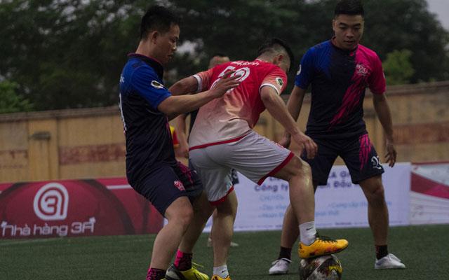Cúp Con Công 2017: Dr.BassLead của HLV Vũ Minh Hiếu đánh rơi chiến thắng