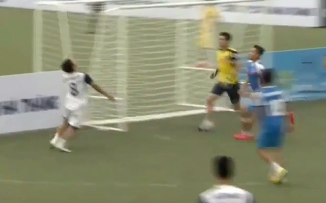 Highlight Bắc Giang 3-3 Hà Tây (vòng 1 Sudico Cup 2017)