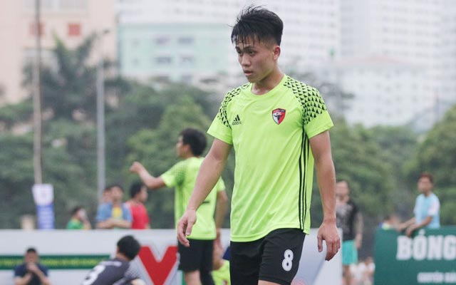 Công Speed (FC Phương Anh), niềm tự hào của người Từ Sơn
