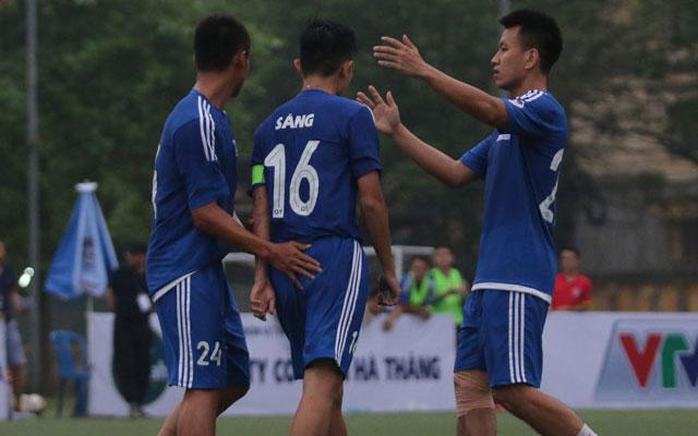 Highlight BIDV Quang Trung 3-1 Bảo Trang (vòng 1 Sudico Cup 2017)