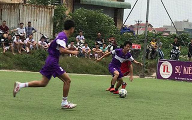 Vòng 4 Ngoại hạng Sơn Tây: FC Anh Em và T&T giành điểm tuyệt đối, FC K86 đã biết thắng