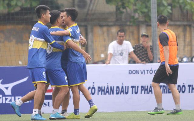 Cục diện các bảng đấu Sudico Cup 2017: 2 đội đã có vé tứ kết, 1 đội bị loại