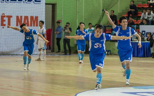 Futsal VUG 2017: ĐH Giao Thông Vận Tải sẵn sàng cho trận cầu sinh tử