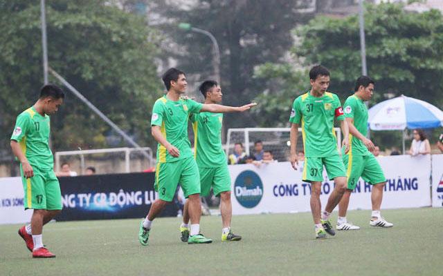 Link trực tiếp vòng 3 Sudico Cup 2017