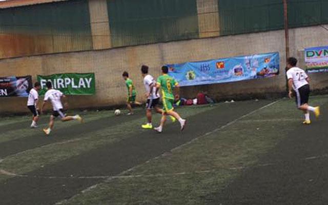 Vòng 1 giải bóng đá 32 đội Forumbongda: FC Vĩnh Quỳnh ra quân ấn tượng