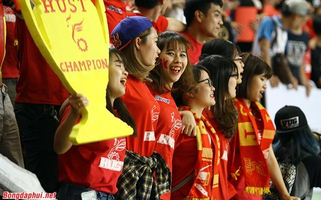 Chùm ảnh 50 sắc thái của trận chung kết VUG 2017 khu vực Hà Nội