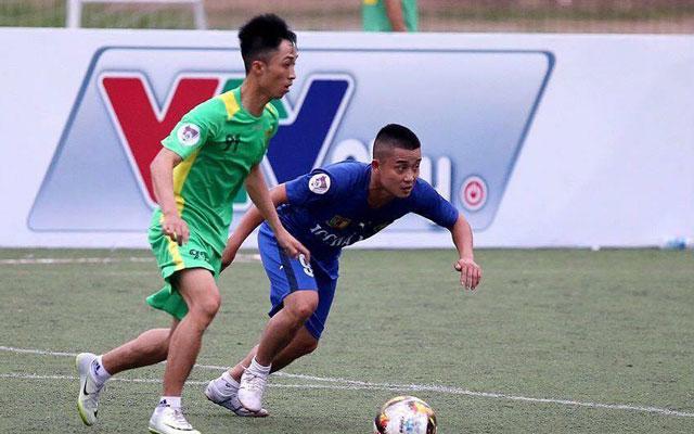 """Hùng """"cọt"""", lính mới chất lượng cao của FC Văn Minh"""