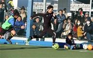Tài năng bóng đá phủi Nhật Bản