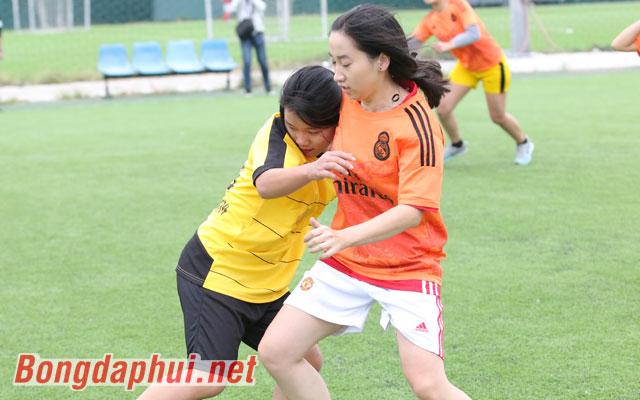 Những lợi ích nhờ chơi bóng đá