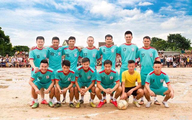 FC Chương Dương và câu chuyện chảy máu tài năng