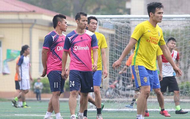Học viện bóng đá Trà Dilmah: Nơi chắp cánh đam mê