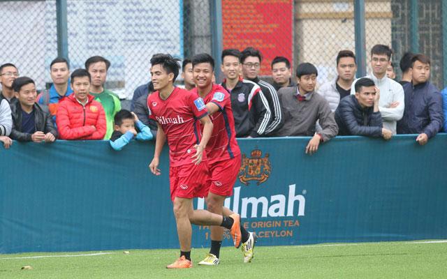 Trà Dilmah tích cực chuẩn bị cho giải bóng đá Moca – Kết nối doanh nghiệp – cúp Báo Bóng Đá 2017