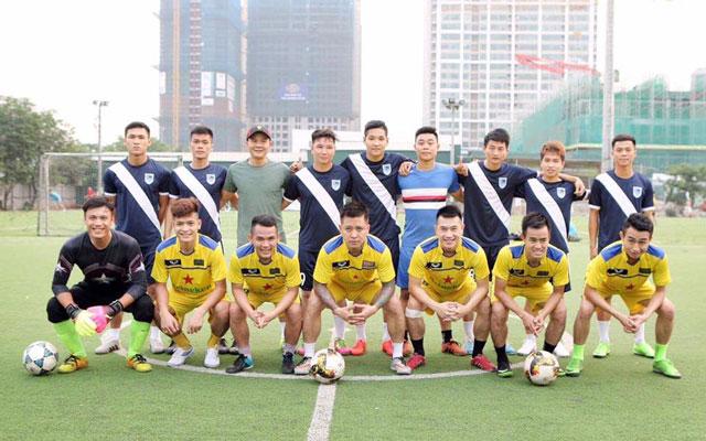 HAT của Tuấn Hưng thua Hà Tây FC 4-7 trong trận giao hữu