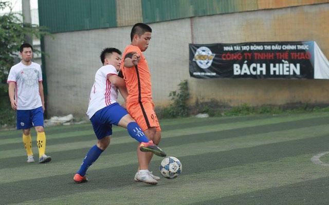 Giải bóng đá vô địch 32 CLB Hà Nội: Thành Phát lọt vào vòng 1/8 nghẹt thở