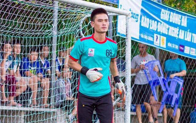 Cường Sport, người hùng trước chấm luân lưu của Văn Minh