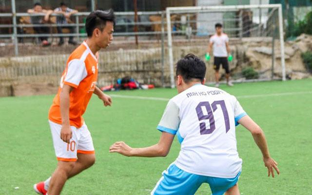 Sôi động Giải bóng đá tranh cúp Sinh viên Nghệ Tĩnh 2017