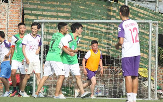 Công bố lịch thi đấu vòng play-off Hạng Nhất phong trào Cúp Bia Saigon Special 2017