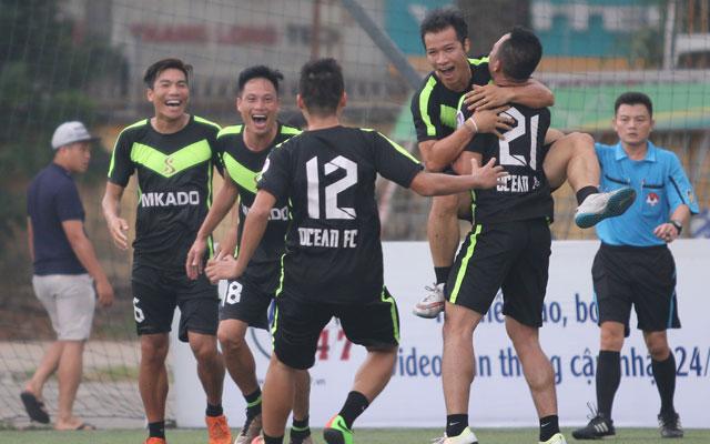 Bán kết Sudico Cup 2017: Chờ đợi đại chiến Ocean vs Văn Minh