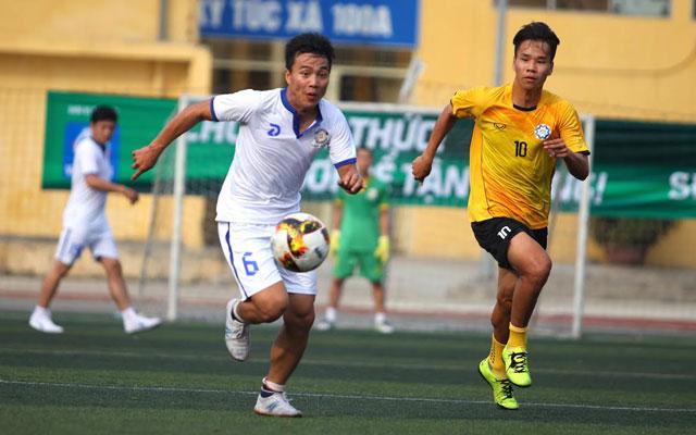 Vòng play-off Saigon Special League 1 - S2: Khương Thượng thắng ấn tượng
