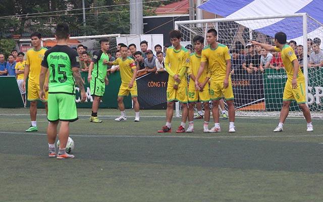 Trực tiếp bán kết Sudico Cup 2017: Ocean vs Văn Minh, Hà Tây vs BIDV Quang Trung