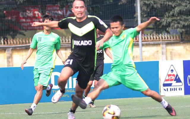 Sudico Cup 2017: Dẫn trước 3 bàn, Văn Minh vẫn bị loại