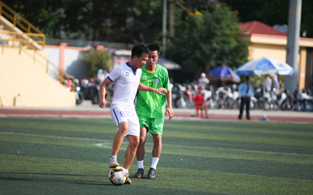Lượt về vòng play-off Saigon Special League 1 SL1-S2: Bảo Trang gây sốc
