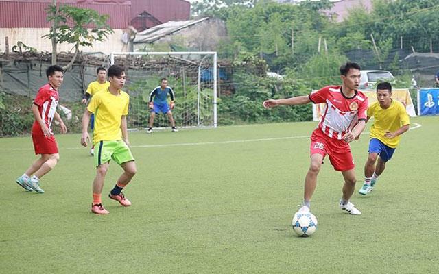 Vòng 7 Ngoại hạng Sơn Tây: FC T&T hụt hơi trong cuộc đua vô địch