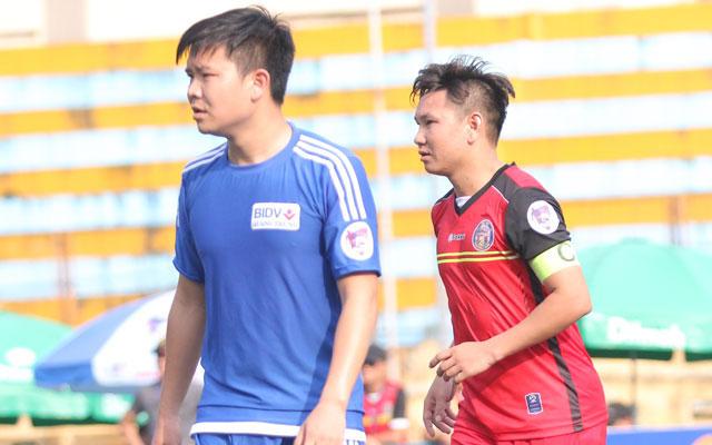 Highlight BIDV Quang Trung 0-0 (pen 5-4) Hà Tây FC (bán kết Sudico Cup 2017)