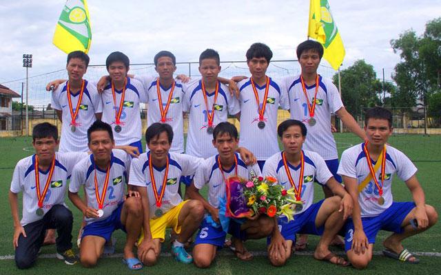 Hội CĐV SLNA tham dự giải bóng đá các Fan Club mở rộng 2017